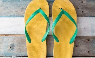 SUMMER SHOE DANGERS – New post on 1010ParkPlace